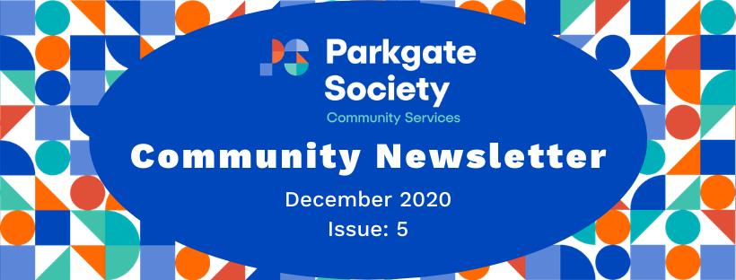 December 2020 Community Newsletter