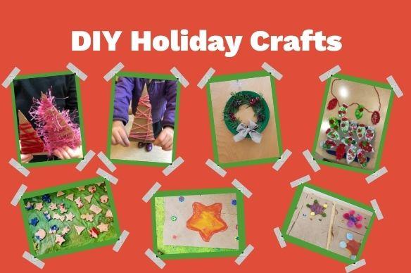 Holiday Craft Ideas